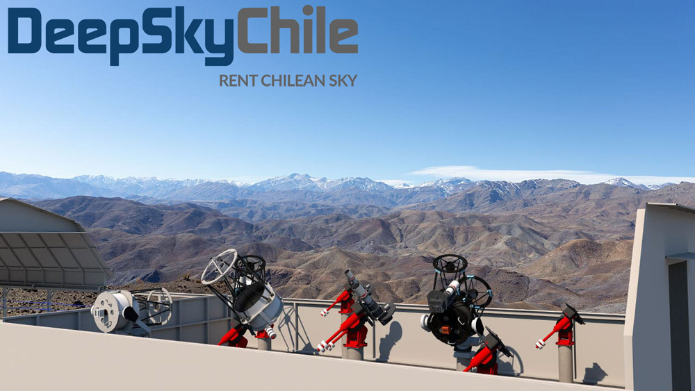 Observatoire Deep Sky Chile